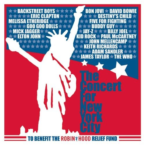 The Concert For New York City CD (2001)