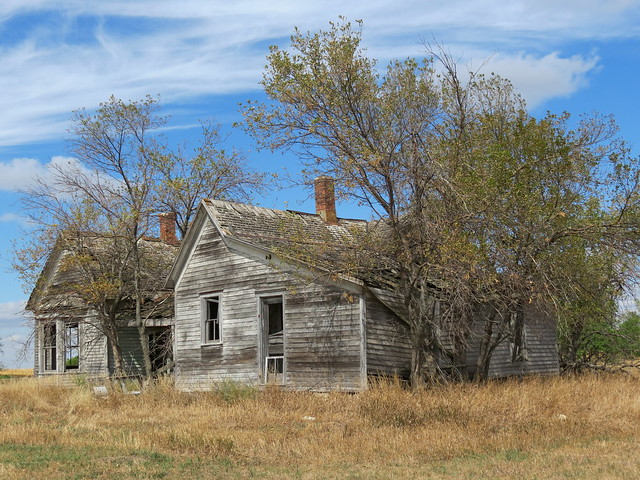 Abandoned Farm South Dakota Flickr Photo Sharing