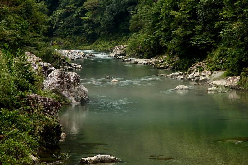 Kamiyakawa River