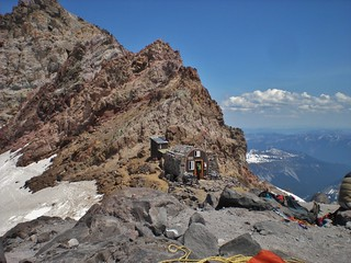 Camp Sherman (9,510 ft)