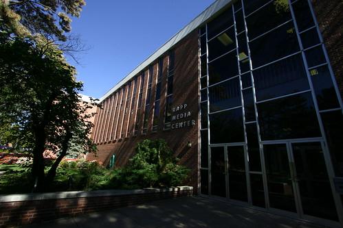 Communications Building