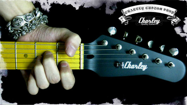 Photo:【Charley Pro Sound Quality Guitars & Basses】 By Charley Guitars