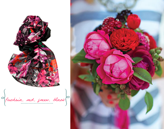 Red-Pink-Black-Floral-Print-Scarf-Kirna-Zabete-for-Target