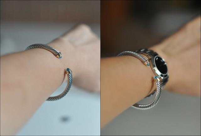 Sydney S Fashion Diary David Yurman 5mm Classic Bracelet