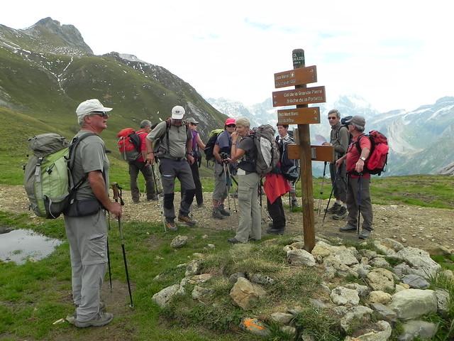 Col des Saulces (2456m)