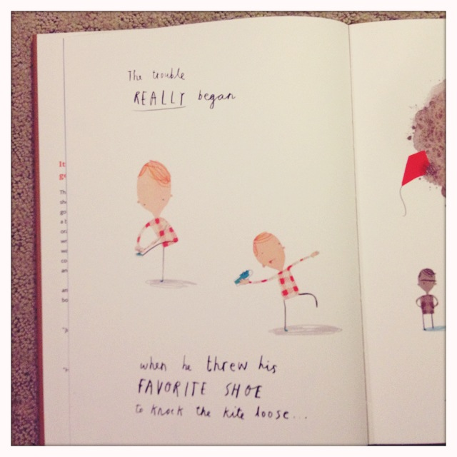 Stuck, a page