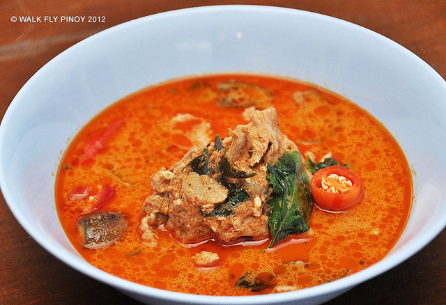 Gaeng Phet Moo (Thai Red Curry), Thai Food, Thailand