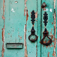 door details from Lisboa by Zé Eduardo...