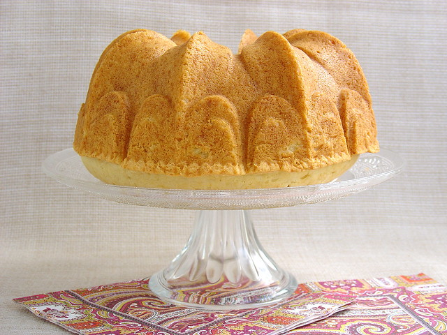 Buttermilk Bundt Cake