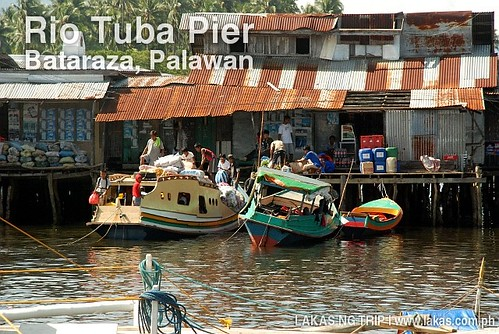 Rio Tuba Pier, Bataraza, Palawan