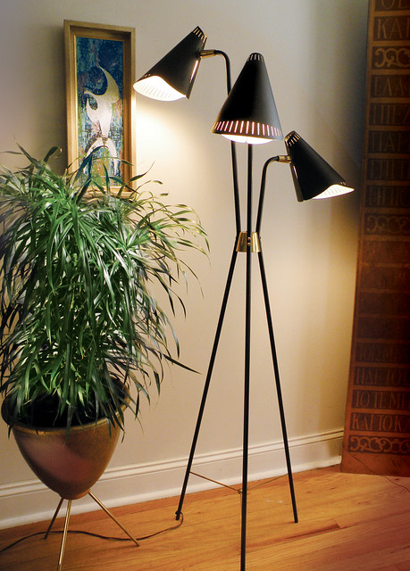 1955 Gerald Thurston Lightolier Floor Lamp Flickr