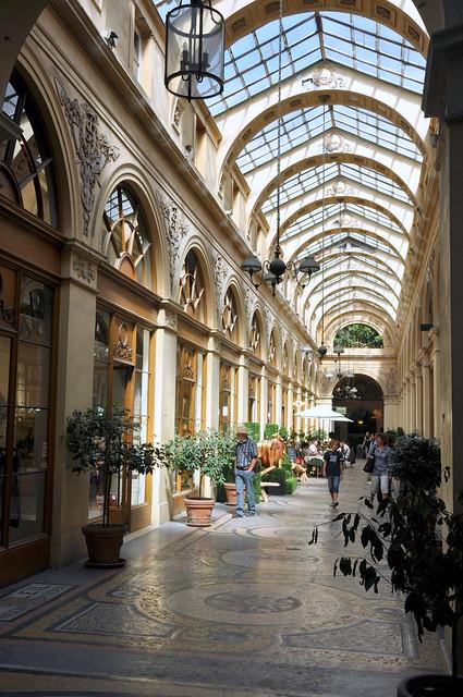 Galerie Vivienne and Galerie Colbert