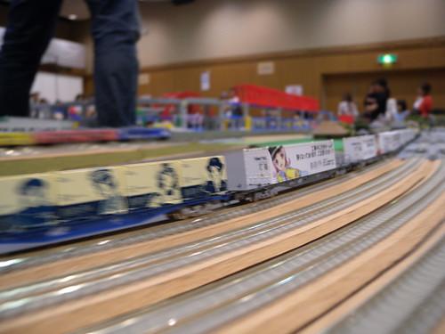 鉄道模型走行会 カワサキワールド