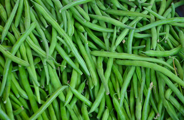 how to cook fresh green beans from the garden