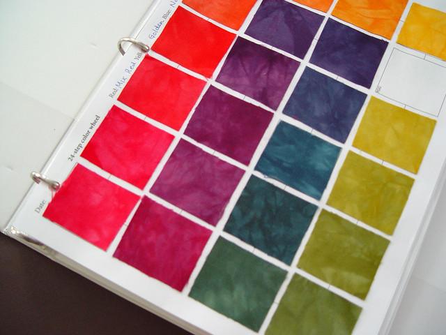 dye catalog