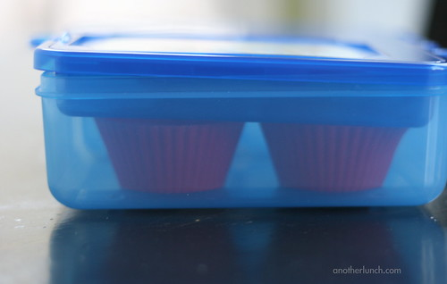 Gerber box, muffin cups don't fit