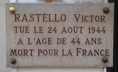 Photo of Marble plaque № 11568