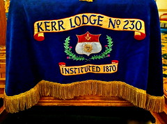 Kerr Lodge No. 230 Barrie Ontario