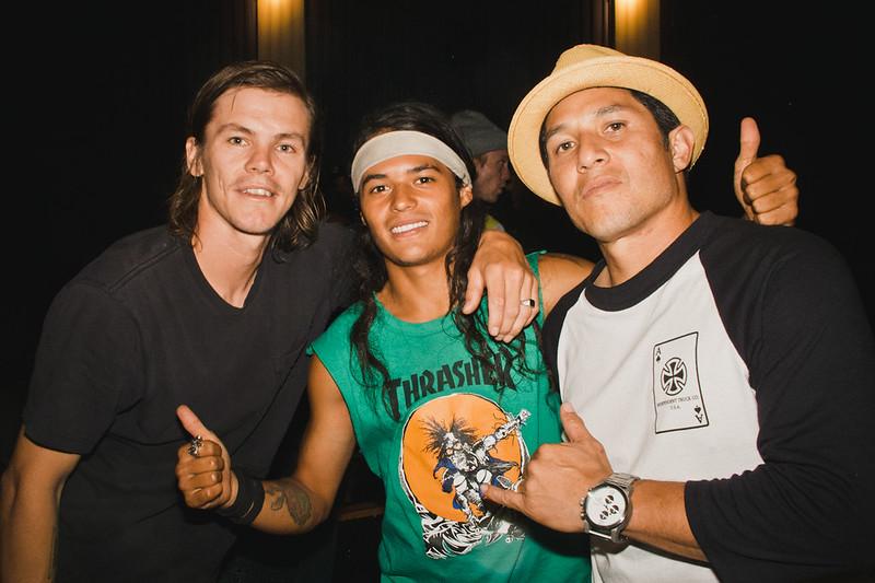 Geoff Rowley, David Gonzalez, & Christian Hosoi!