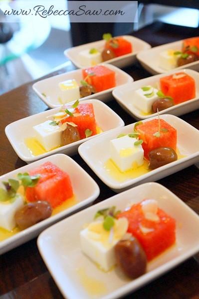 Bangkok World Gourmet Festival 2012 - lunch