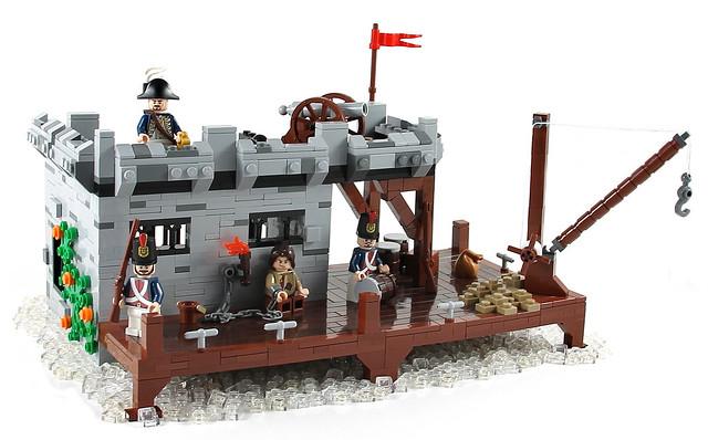Pirates Prison