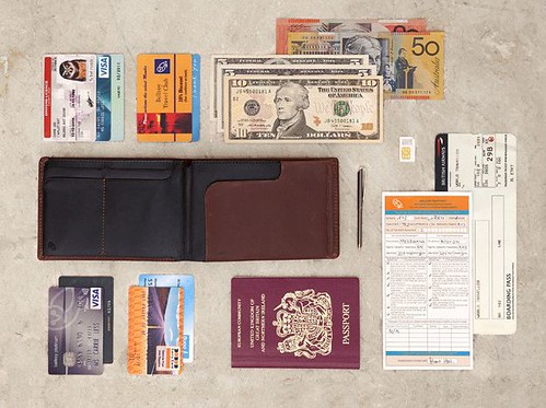 Travel wallet by stylecountz