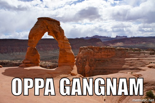 OPPA GANGNUM