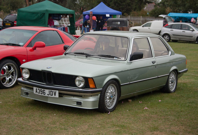 Clacton Classic Car Show