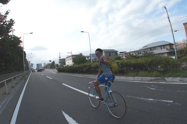 NAMASTE RIDE 20120917