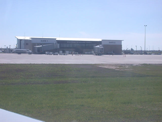 Grand Forks International Airport