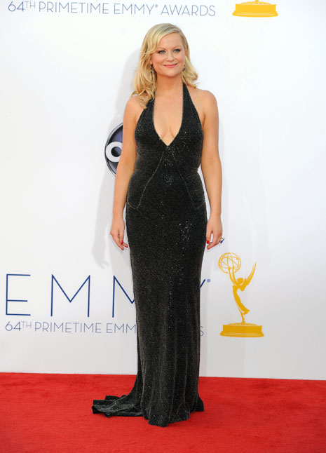 Amy Poehler in Stella McCartney emmys
