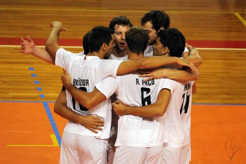 Voleibol: Vitória - Académica S. Mamede
