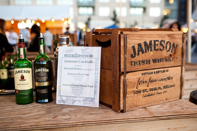 Jameson Irish Whiskey cocktails