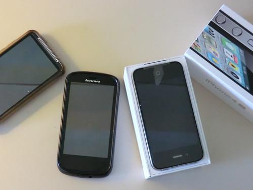 iPhone 4S (HKD4688)