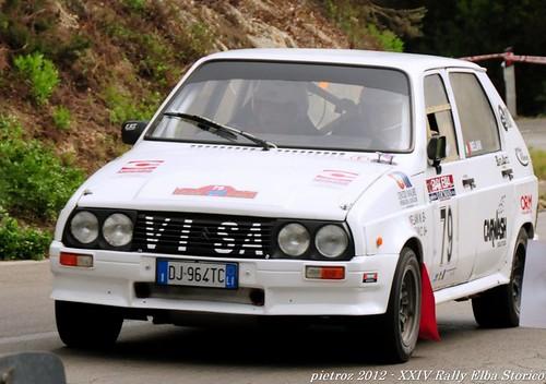 79-DSC_2129 - Citroen Visa - 4 E3 - 1600- - Melani Natalino-Adriani Carlo - Elba Racing Team