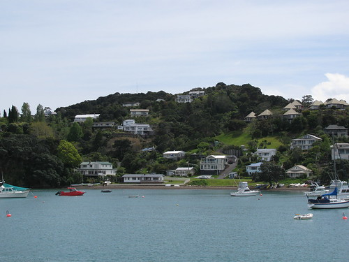 Russell at the Bay of Islands by holidaypointau