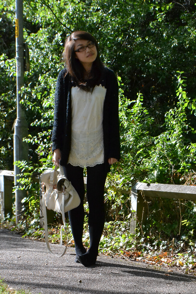 daisybutter - UK Fashion and Style Blog: what i wore, wiwt, ootd, lookbook, ever ours, mulberry alexa, topshop