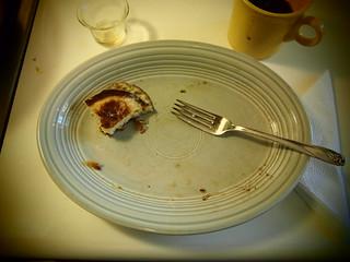 Last Pancake Bite