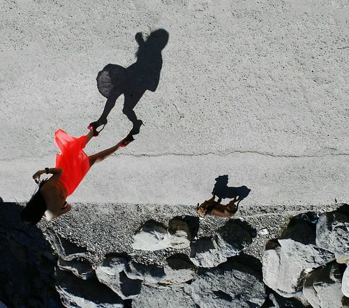 La signora in rosso by meghimeg