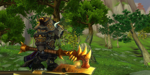 Mists of Pandaria Arms Warrior Guide - Talents, Rotations and Stats