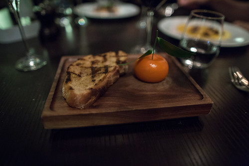 Dinner by Heston in the Mandarin Oriental, London