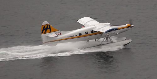 Harbour Air De Havilland Canada DHC-3T Vazar Turbine Otter C-GOPP