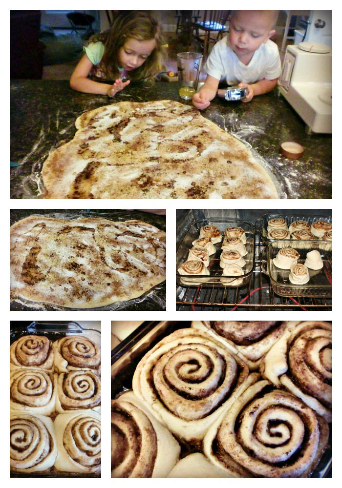 cinnamon roll heaven