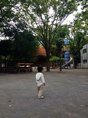 朝散歩 (2012/9/27)