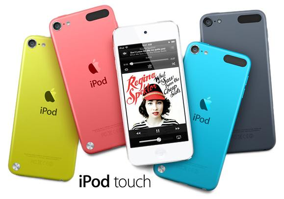 Ipod Touch - 5Th Generation (2012)