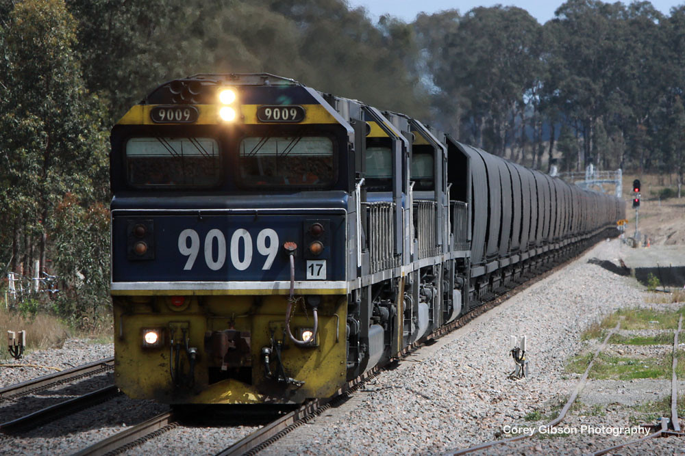 9009 at Branxton by Corey Gibson