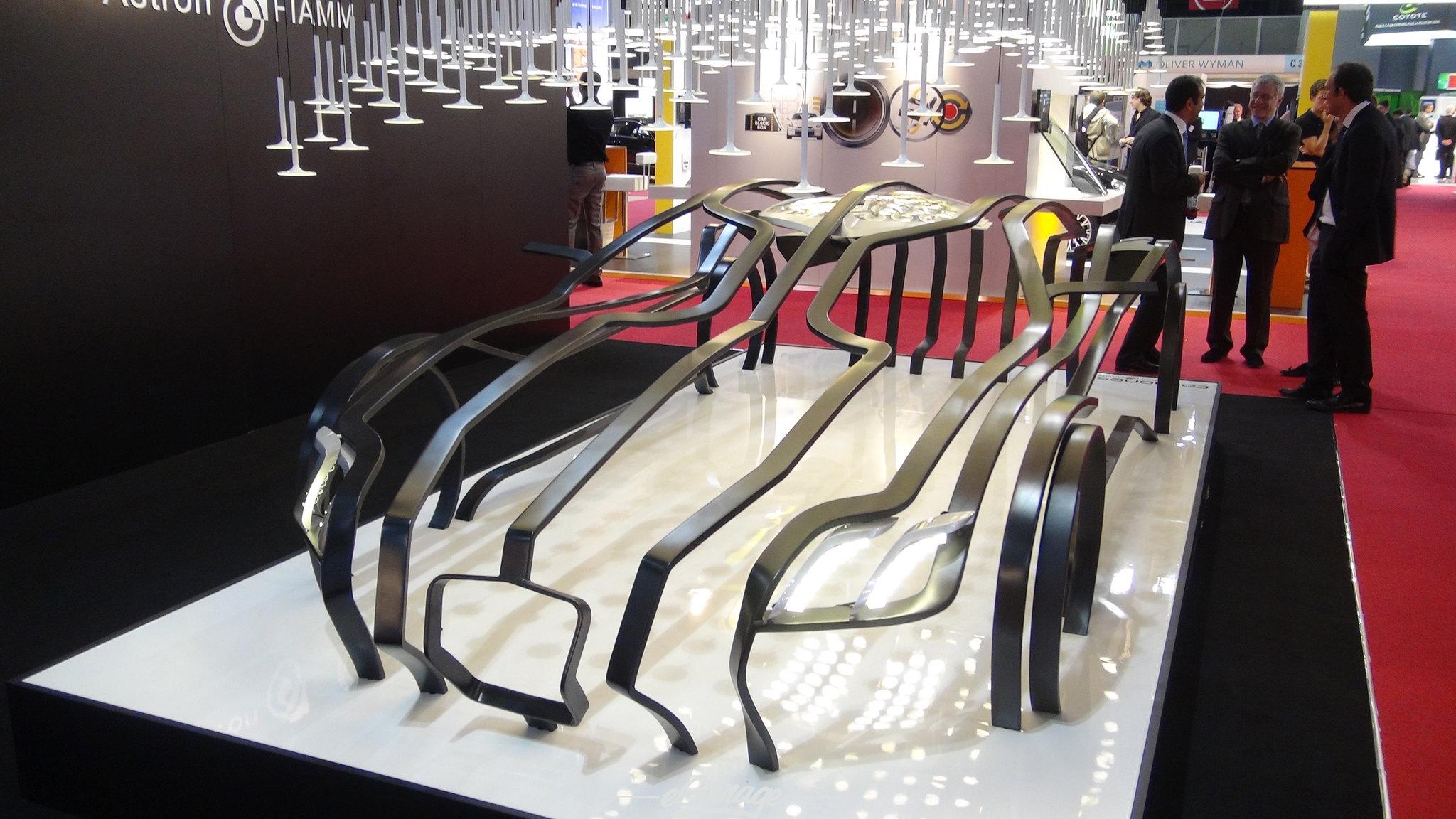 8034739357 98338a1353 k 2012 Paris Motor Show