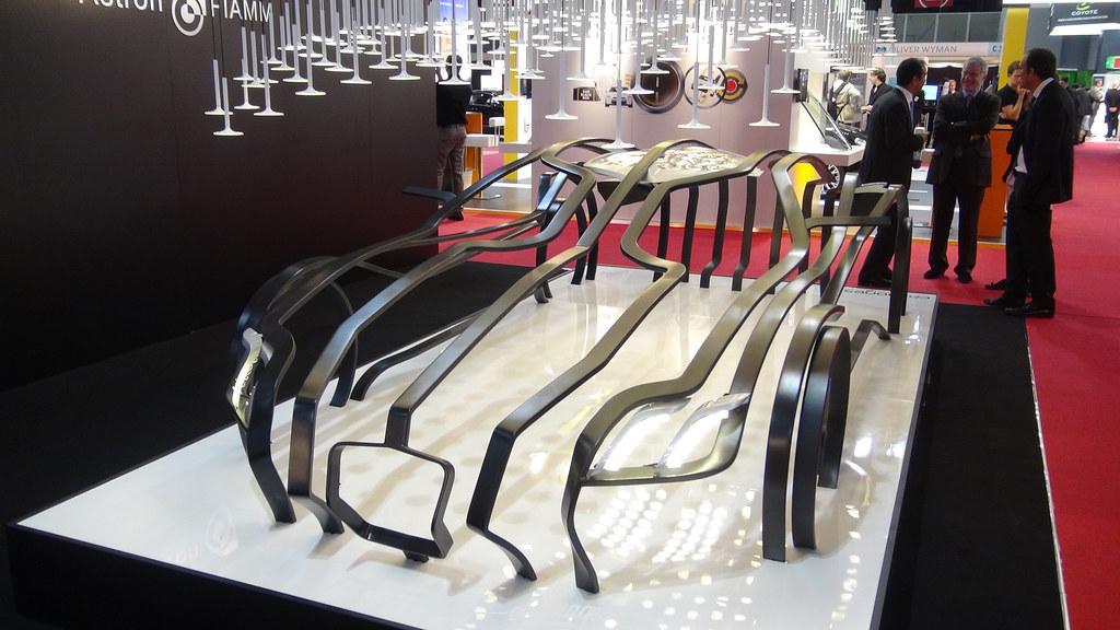 8034739357 e129e34a75 b eGarage Paris Motor Show 20