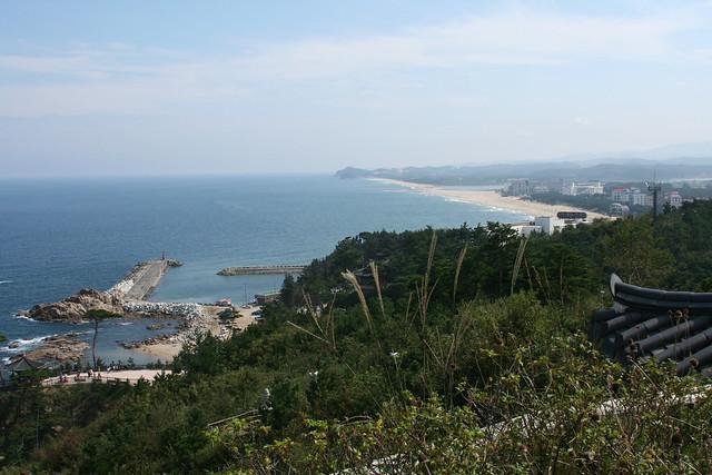 Coastline from Naksansa