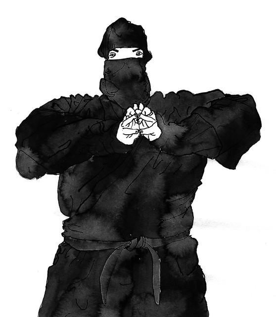 ett stycke ninja